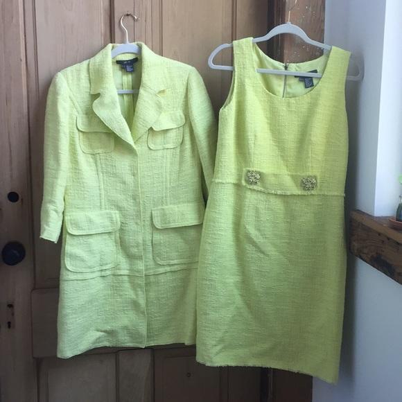 Per Se Jackets & Blazers - Matching Per Se jacket and dress set